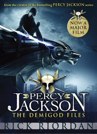 Percy Jackson: The Demigod Files by Rick Riordan