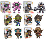 Overwatch – Wave 2 Pop! Vinyl Figure Bundle