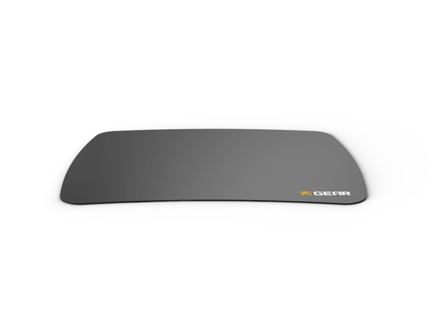 Fnatic Boost Pro Gaming Mousepad - Speed XL for PC Games