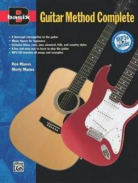 Basix Guitar Method Complete by Morty Manus image