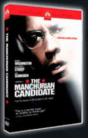 The Manchurian Candidate on DVD image