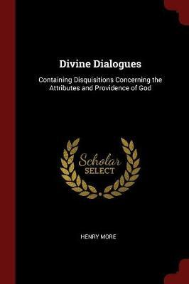 Divine Dialogues by Henry More image