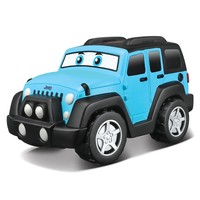 BB Junior: Jeep Unlimited - Lil Driver Wrangler