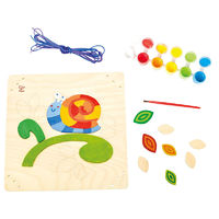 Hape: Happy Snail Paint and Frame