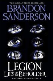 Legion: Lies of the Beholder by Brandon Sanderson