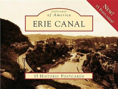 Erie Canal by Andrew P Kitzmann