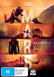 Mars Season 2 on DVD