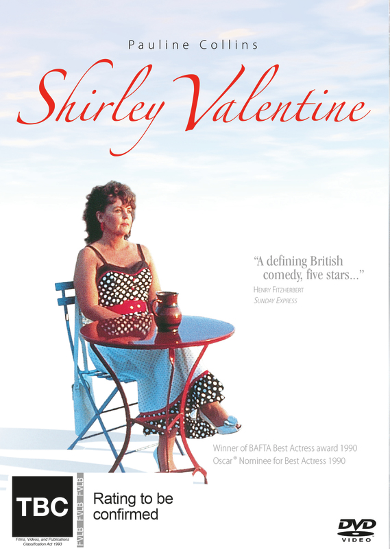 Shirley Valentine on DVD