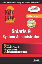 Solaris 9 Exam Cram 2: System Administrator by Darrell Ambro image