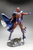 Marvel Magneto Fine Art 1:6 Polyresin Statue images, Image 4 of 6