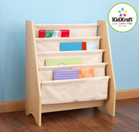 KidKraft - Sling Bookshelf Natural