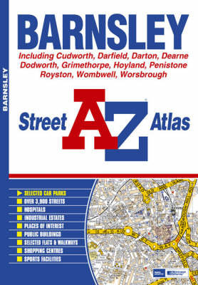 Bamsley Street Atlas by Great Britain