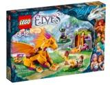 LEGO Elves: Fire Dragon's Lava Cave (41175)