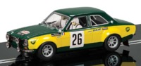 Scalextric: DPR Ford Escort Mk1 #26 - Slot Car