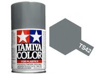 Tamiya TS-42 Light Gun Metal - 100ml Spray Can