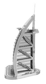 Metal Earth ICONX: Burj Al Arab - Model Kit image