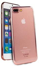 Uniq Hybrid Apple iPhone 7 Plus Glacier Glitz Tinsel Edition- Rose Gold