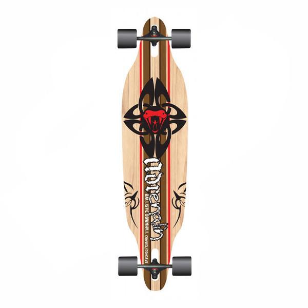 Adrenalin Ballistic Drop Skateboard