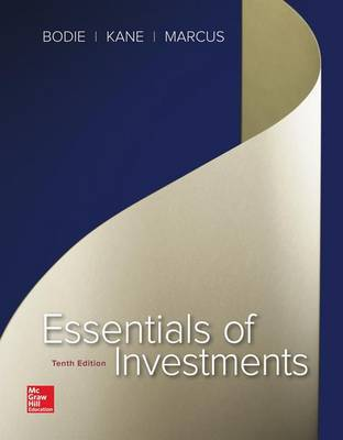 Essentials of Investments by Zvi Bodie image