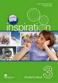 New Edition Inspiration Level 3 Student's Book by Judy Garton-Sprenger image