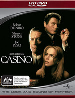 Casino on HD DVD