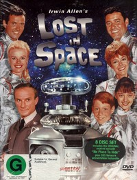 Lost In Space Season 1 on DVD image