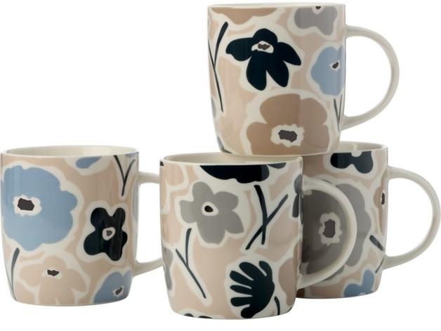 Casa Domani - Carlotta Mug Set 350ml (Set of 4)