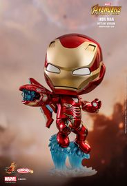 Avengers: Infinity War - Iron-Man (Battle Ver.) Cosbaby Figure