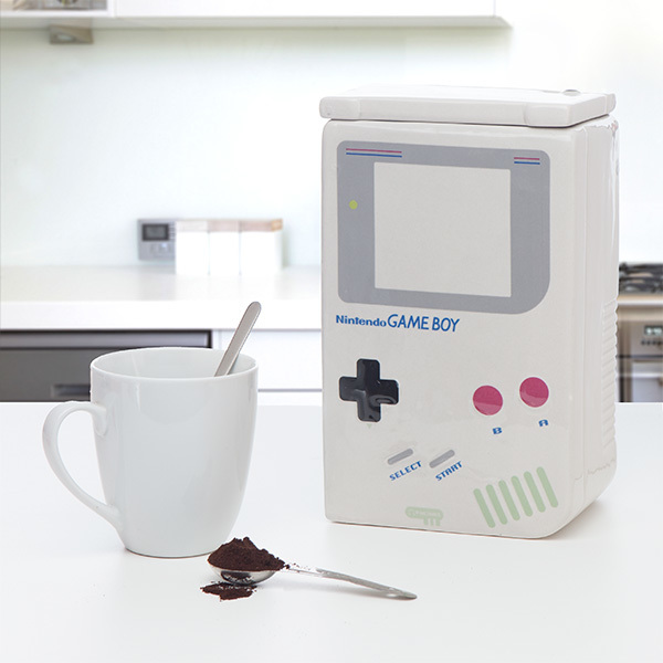 Nintendo: Game Boy - Coffee Canister