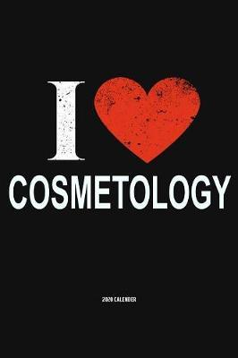 I Love Cosmetology 2020 Calender by Del Robbins image