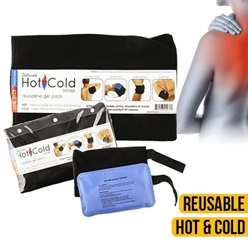 Deluxe Hot & Cold Gel Pack