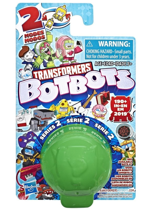 Transformers: BotBots - Mystery Figure Series 2 (Blind Bag)