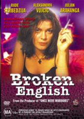 Broken English on DVD