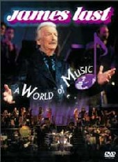 James Last - World Of Music on DVD
