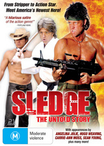 Sledge - The Untold Story on DVD