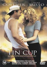 Tin Cup on DVD image