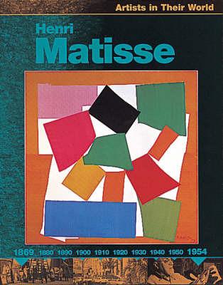Henri Matisse by Jude Welton