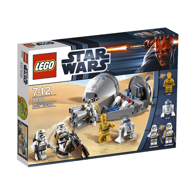 LEGO Star Wars - Droid Escape (9490)