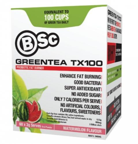 BSc Green Tea TX100 Super Berry - 100 Serve image