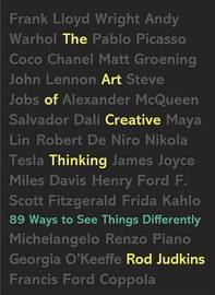 The Art of Creative Thinking by Rod Judkins