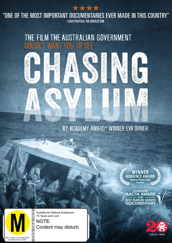 Chasing Asylum on DVD