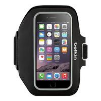 Belkin - Sport-Fit Plus Armband for iPhone 6 Plus (Black)