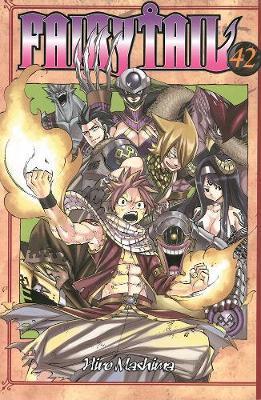 Fairy Tail 42 by Hiro Mashima