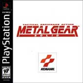 Metal Gear Solid (Platinum) for