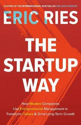 The Startup Way by Eric Ries image