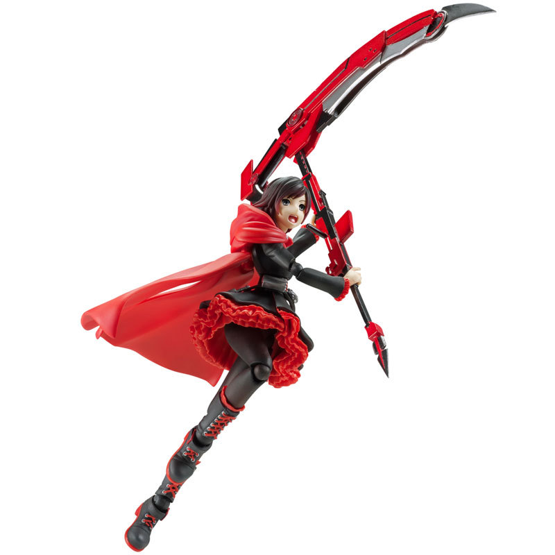 RWBY: Ruby Rose - Super Action Statue image