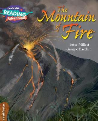 The Mountain of Fire 1 Pathfinders by Peter Millett image