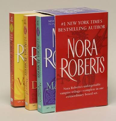 The Circle Trilogy Box Set by Nora Roberts