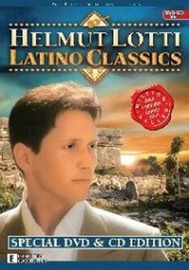 Helmut Lotti - Latino Classics (DVD & CD Set) on DVD