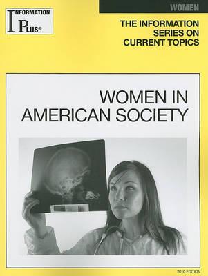 Women in American Society by Melissa J Doak image